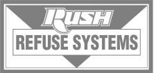 rush refuse systems logo