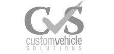 customvehicle solutions logo
